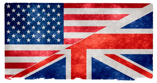 Pequeñas diferencias entre el inglés británico y el inglés americano