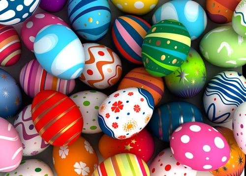 Easter Eggs y tradiciones relacionadas
