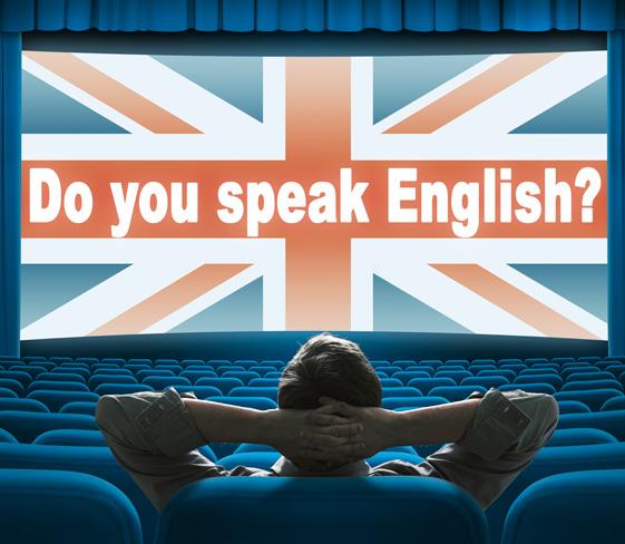 Películas en inglés británico